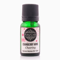 Cranberry Wine 10ml Burner Aroma Oil by FAVORI