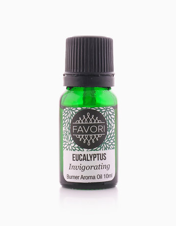 Eucalyptus 10ml Burner Aroma Oil by FAVORI