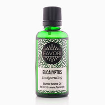 Eucalyptus 50ml Burner Aroma Oil by FAVORI