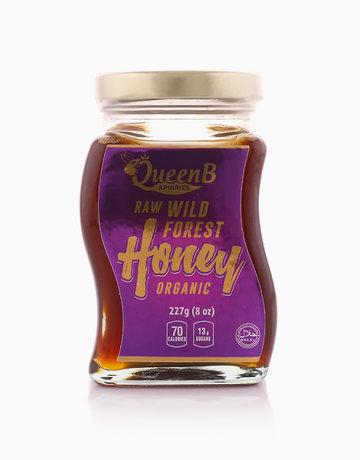 Raw Forest Wild Honey (227g) by QueenB