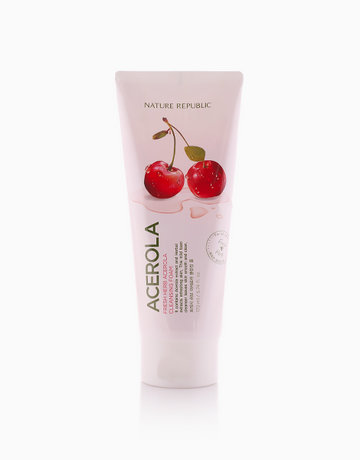 Fresh Herb Acerola Cleansing Foam (170ml) by Nature Republic