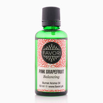 Pink Grapefuit 50ml Burner Aroma Oil by FAVORI