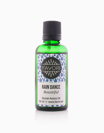 Rain Dance 50ml Burner Aroma Oil by FAVORI