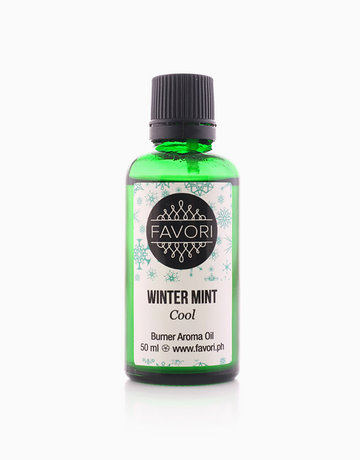 Winter Mint 50ml Burner Aroma Oil by FAVORI