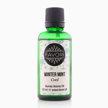 Winter Mint 50ml Burner Aroma Oil by FAVORI