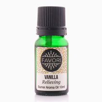 Vanilla 10ml Burner Aroma by FAVORI