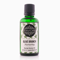 Olive Branch 50ml Burner Aroma Oil by FAVORI