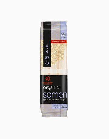 Organic Somen (270g) by Hakubaku