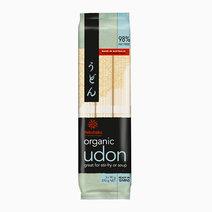 Organic Udon (270g) by Hakubaku