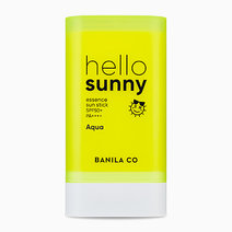 Hello Sunny Essence Sun Stick Aqua SPF50+ PA++++ by Banila Co.