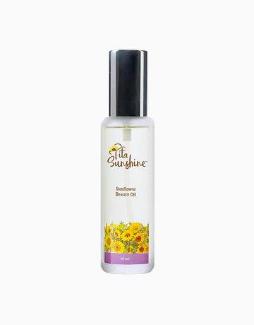 Sunflower Beauty Oil by Tita Sunshine