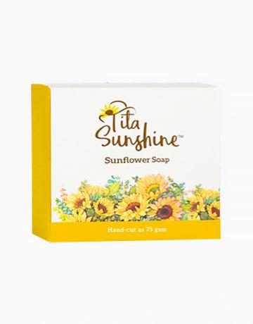 Sunflower Soap by Tita Sunshine