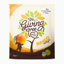 The Giving Tree Freeze Dried Mango Crisps (18g) by Raw Bites