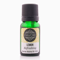 Lemon 10ml Burner Aroma Oil by FAVORI