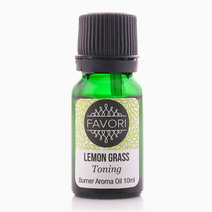 Lemon Grass 10ml Burner Aroma Oil by FAVORI