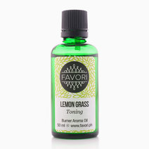 Lemon Grass 50ml Burner Aroma Oil by FAVORI