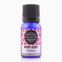 Merry Berry 10ml Aerator/Diffuser Aroma Oil by FAVORI