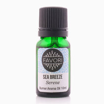 Sea Breeze 10ml Burner Aroma Oil by FAVORI