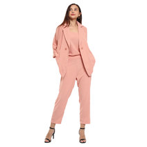 Harper 3-Piece Blazer Set by Pink Lemon Wear