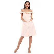 Madison Dress by Revival The Label