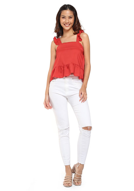 Sally Top by Tutum