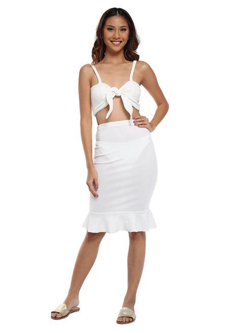 Le Romantique Bikini + Skirt Set by Cesa PH