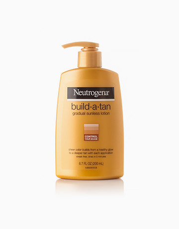 Build-a-Tan Sunless Lotion by Neutrogena®