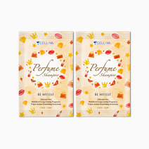 Be Myself Perfume Shampoo Sachet (2 Pcs.) by Cellina
