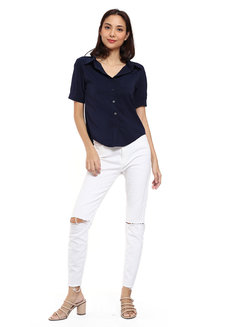 Classic Button Down Shirt by Glamour Studio