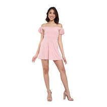 Amelie Off Shoulder Dress by Frassino Collezione