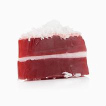 Red Velvet Cake Soap by The Soap Farm