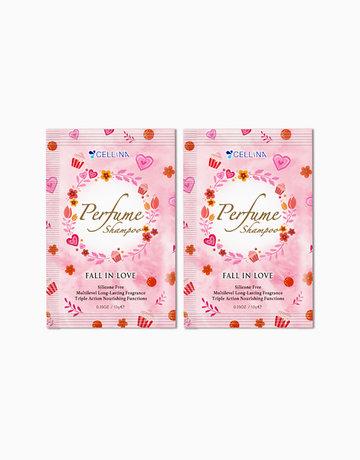 Fall in Love Perfume Shampoo Sachet (2 Pcs.) by Cellina