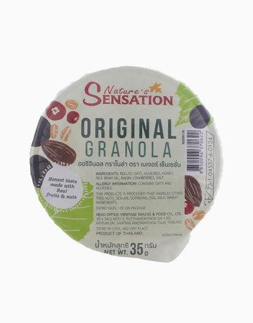 Original Granola (35g) by Nature's Sensation