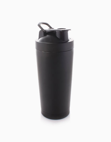 Insulated Anti-Odour Stainless Steel Protein Shaker by Basycs