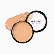 Melting Cream Foundation-Beige by MUSTAEV