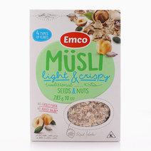 Light & Crispy Cereal w/ Seeds & Nuts by Musli