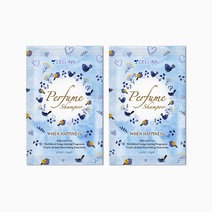 When Happiness Perfume Shampoo Sachet (2 Pcs.) by Cellina
