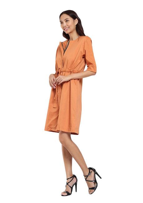 Zip Dress by Vida Manila