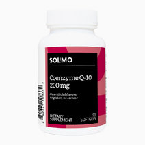 Coenzyme Q-10 200mg (90 Softgels - 3 Month Supply) by Solimo