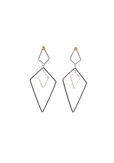 Gracie Earrings by Znapshop