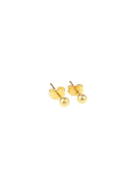Alice Ball Earrings by Znapshop