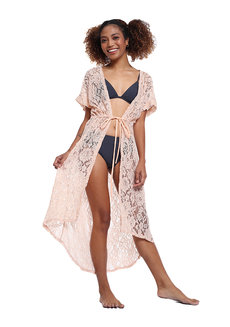 Annabelle Lace Swim Cover-Up by Frassino Collezione