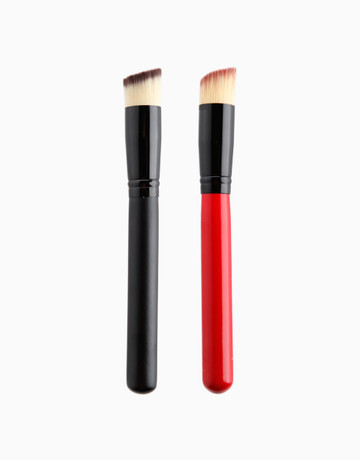 Professional Angled Flat Top Brush by PRO STUDIO Beauty Exclusives
