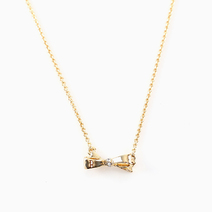 Love Notes Pave Mini Pendant by Kate Spade