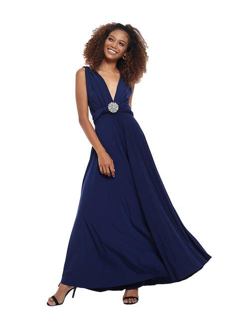 Angel Maxi Infinity Dress by Frassino Collezione