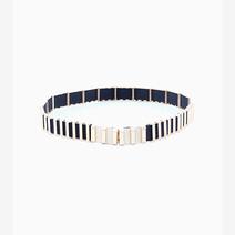Multi Gold Bar Belt by Luxe Studio