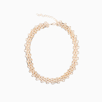 Carine Necklace by Luxe Studio