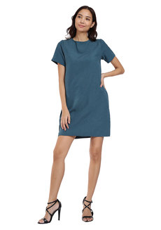 Camryn Shift Dress by Adorn Clothing