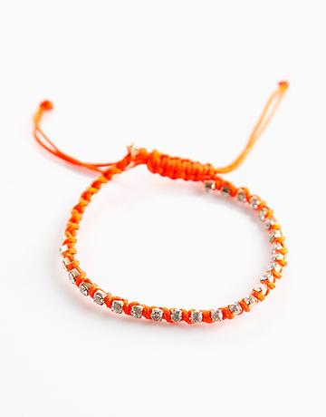 Rhinestone Bracelet by Luxe Studio