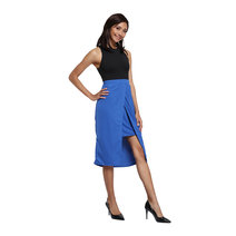 Naiara Slit Pencil Skirt by Chelsea